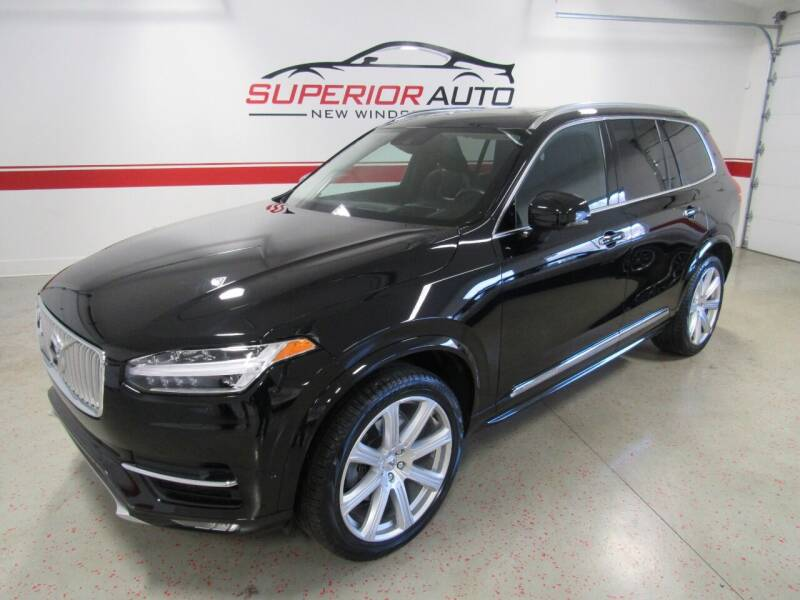 2019 Volvo XC90 for sale at Superior Auto Sales in New Windsor NY