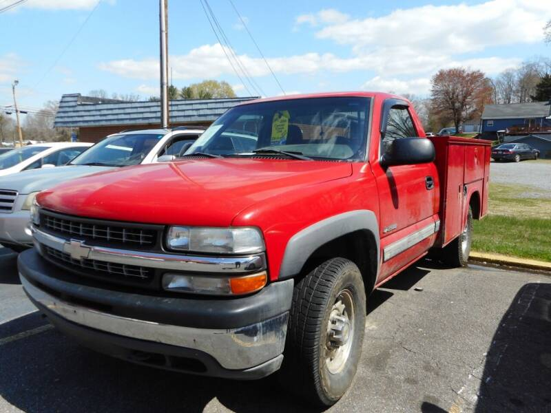 2000 Chevrolet Silverado 2500 for sale at Super Sports & Imports in Jonesville NC