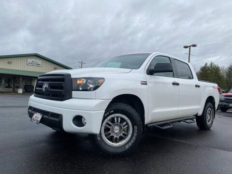 2012 Toyota Tundra for sale at Lakes Area Auto Solutions in Baxter MN