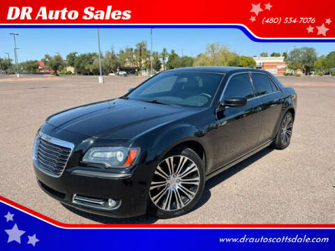 2012 Chrysler 300 for sale at DR Auto Sales in Scottsdale AZ