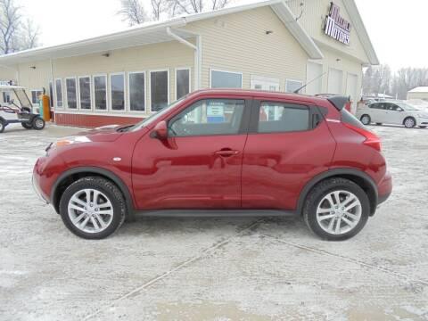 2011 Nissan JUKE for sale at Milaca Motors in Milaca MN