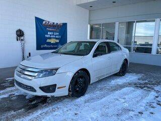 2010 Ford Fusion for sale at GRAFF CHEVROLET BAY CITY in Bay City MI