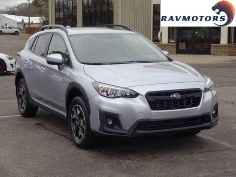 2019 Subaru Crosstrek for sale at RAVMOTORS 2 in Crystal MN