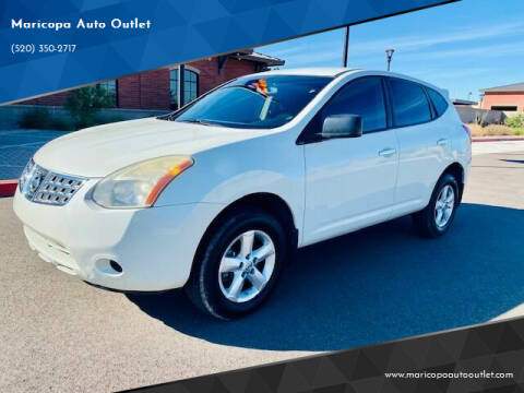 2010 Nissan Rogue for sale at Maricopa Auto Outlet in Maricopa AZ