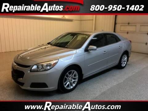 2016 Chevrolet Malibu Limited for sale at Ken's Auto in Strasburg ND