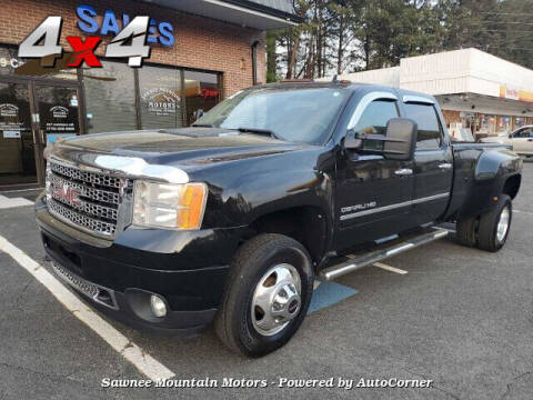2012 GMC Sierra 3500HD for sale at Michael D Stout in Cumming GA