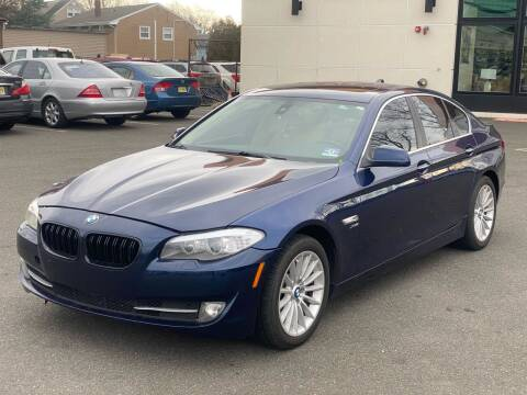 2012 BMW 5 Series for sale at MAGIC AUTO SALES in Little Ferry NJ