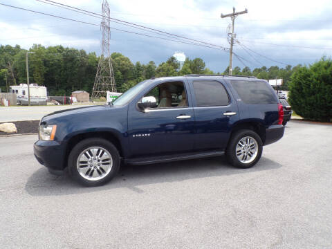2007 Chevrolet Tahoe for sale at Cambria Cars in Mooresville NC