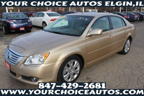 2010 Toyota Avalon for sale at Your Choice Autos - Elgin in Elgin IL