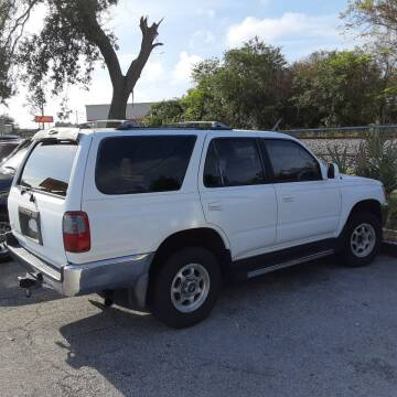 1997 Toyota 4Runner for sale at Easy Credit Auto Sales in Cocoa FL