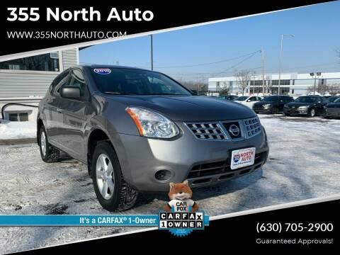 2010 Nissan Rogue for sale at 355 North Auto in Lombard IL