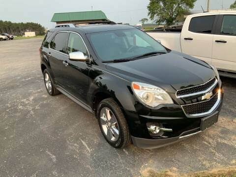 2012 Chevrolet Equinox for sale at Stein Motors Inc in Traverse City MI