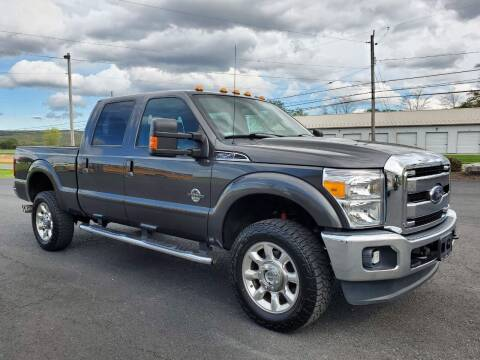 2016 Ford F-250 Super Duty for sale at SOUTH MOUNTAIN AUTO SALES in Shippensburg PA