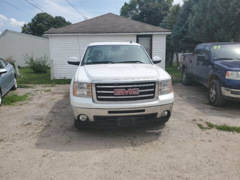 2013 GMC Sierra 1500 for sale at Buena Vista Auto Sales in Storm Lake IA