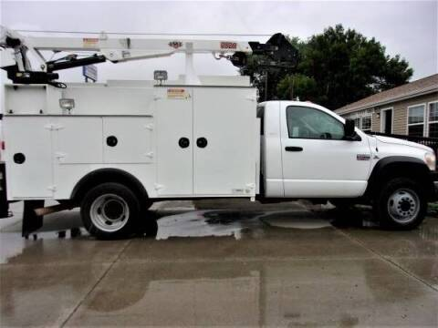 2009 Dodge Ram Chassis 5500 for sale at Central City Auto West in Lewistown MT