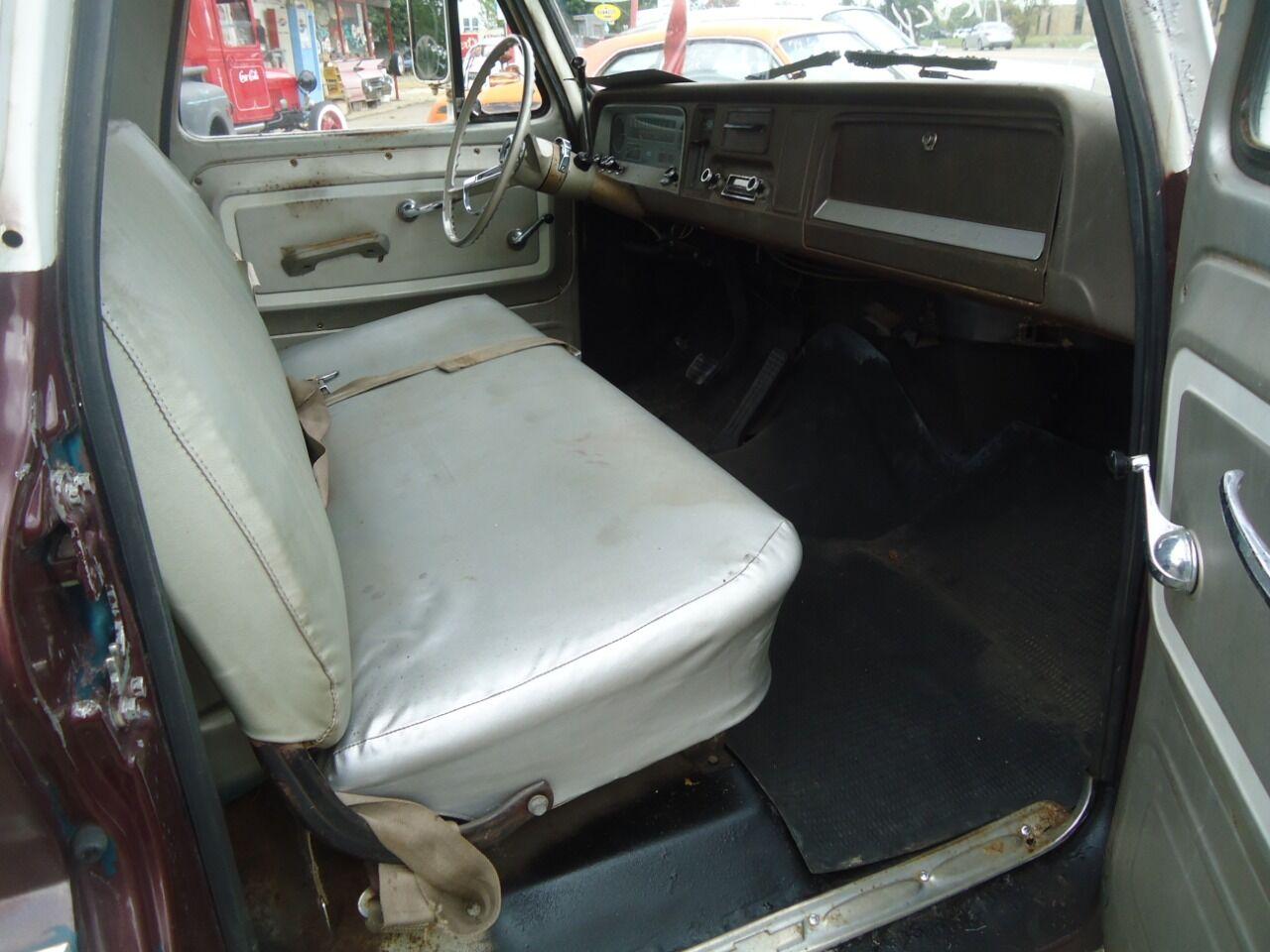 1966 Chevrolet C/K 10 Series 21