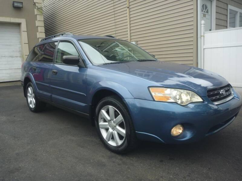 2007 Subaru Outback for sale at Pinto Automotive Group in Trenton NJ