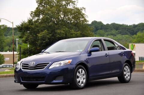 2010 Toyota Camry for sale at T CAR CARE INC in Philadelphia PA