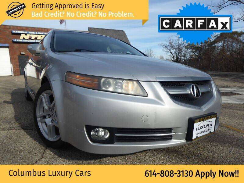 2007 Acura TL for sale at Columbus Luxury Cars in Columbus OH