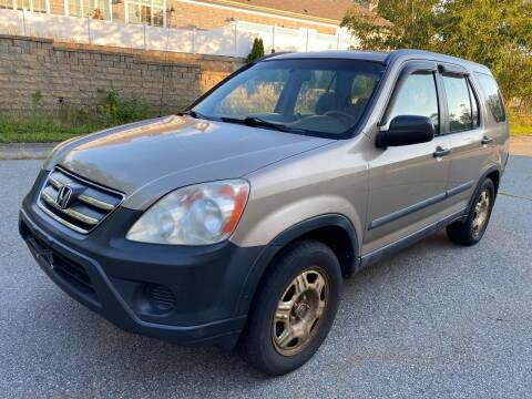 2005 Honda CR-V for sale at Kostyas Auto Sales Inc in Swansea MA