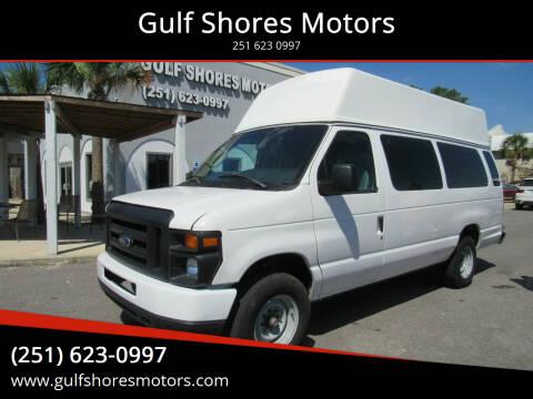 2010 Ford E-Series Cargo for sale at Gulf Shores Motors in Gulf Shores AL