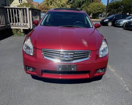 2008 Nissan Maxima for sale at Life Auto Sales in Tacoma WA