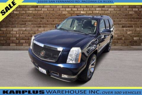 2008 Cadillac Escalade for sale at Karplus Warehouse in Pacoima CA
