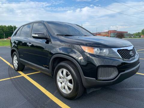 2011 Kia Sorento for sale at Quality Motors Inc in Indianapolis IN