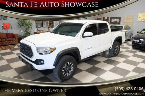 2018 Toyota Tacoma for sale at Santa Fe Auto Showcase in Santa Fe NM
