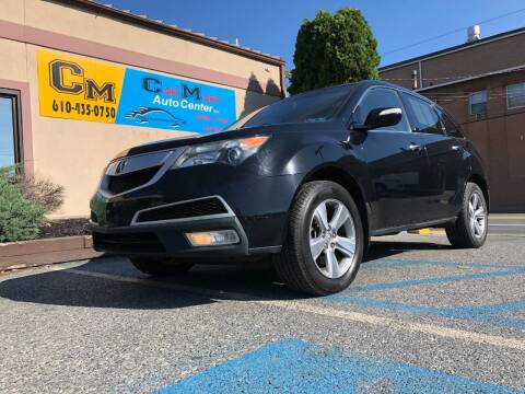2013 Acura MDX for sale at Car Mart Auto Center II, LLC in Allentown PA