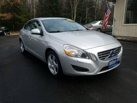 2012 Volvo S60 for sale at Fairway Auto Sales in Rochester NH