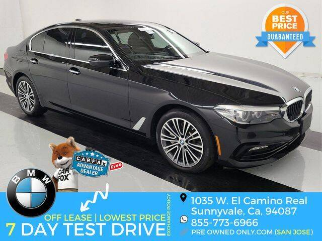 Used Bmw 5 Series For Sale In Fremont Ca Carsforsale Com