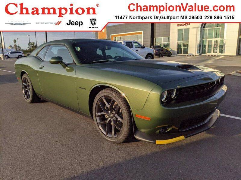 2021 Dodge Challenger for sale in Gulfport, MS