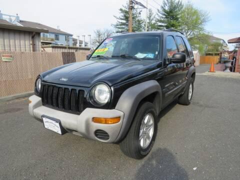 2003 Jeep Liberty for sale at Avenel Auto Sales in Avenel NJ