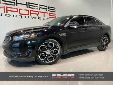 2016 Ford Taurus for sale at Fishers Imports in Fishers IN