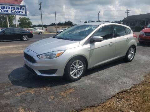 2016 Ford Focus for sale at Savannah Motor Co in Savannah TN