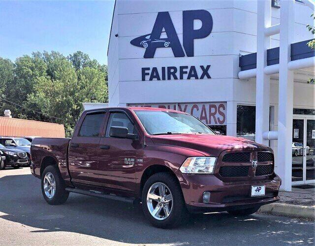 2015 RAM Ram Pickup 1500 for sale at AP Fairfax in Fairfax VA