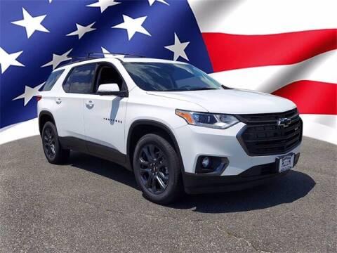 2021 Chevrolet Traverse for sale at Gentilini Motors in Woodbine NJ