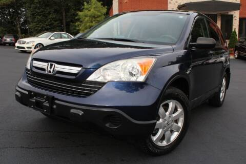2007 Honda CR-V for sale at Atlanta Unique Auto Sales in Norcross GA