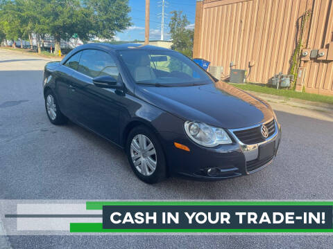 2009 Volkswagen Eos for sale at Horizon Auto Sales in Raleigh NC