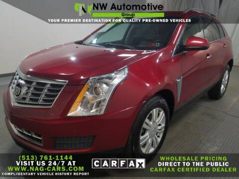 2015 Cadillac SRX for sale at NW Automotive Group in Cincinnati OH