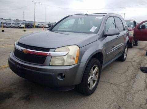 2006 Chevrolet Equinox for sale at HW Used Car Sales LTD in Chicago IL