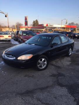 2002 Ford Taurus for sale at Big Bills in Milwaukee WI