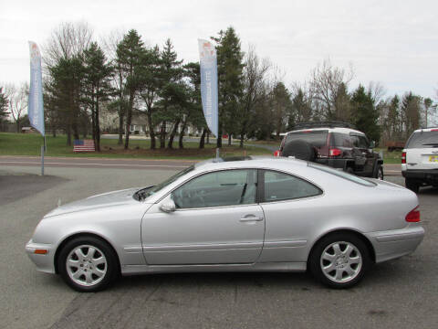 2002 Mercedes-Benz CLK for sale at GEG Automotive in Gilbertsville PA