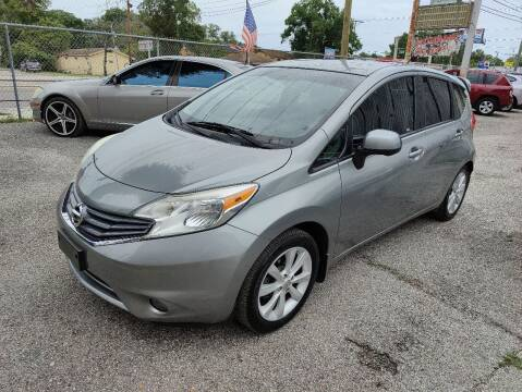 2014 Nissan Versa Note for sale at Advance Import in Tampa FL
