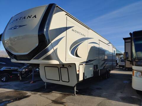 2019 Keystone Montana High Country 365BH
