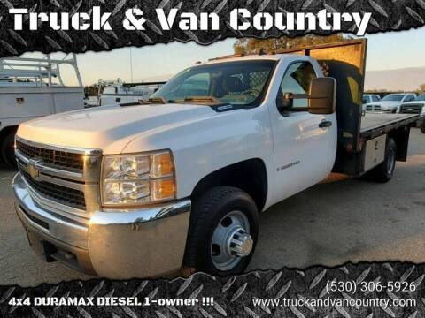 2007 Chevrolet Silverado 3500HD for sale at Truck & Van Country in Shingle Springs CA