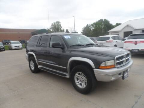 2002 Dodge Durango for sale at America Auto Inc in South Sioux City NE