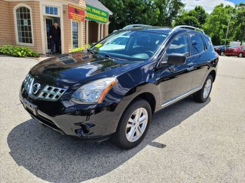 2015 Nissan Rogue Select for sale at Car and Truck Exchange, Inc. in Rowley MA