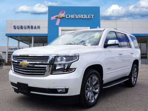 2017 Chevrolet Tahoe for sale at Suburban Chevrolet of Ann Arbor in Ann Arbor MI